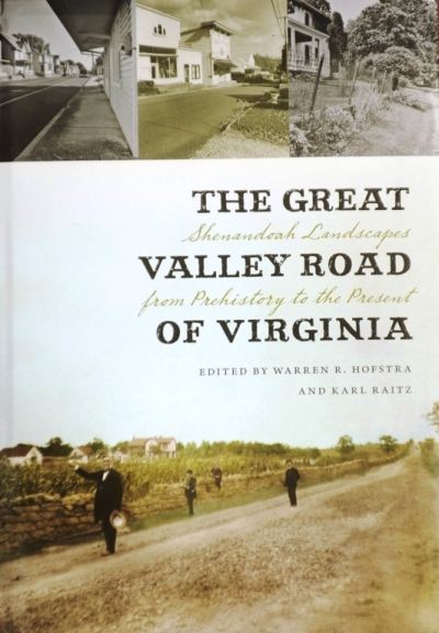 hofstra great valley road of virginia nonfiction