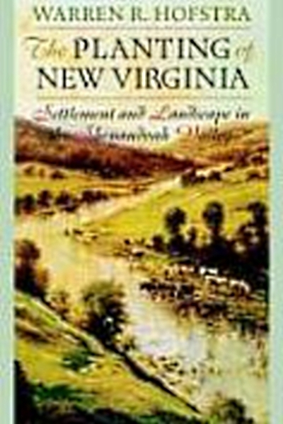 ofstra planting of new virginia nonfiction